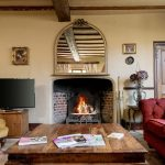 Holiday cottage with open fire in Suffolk | Cressland