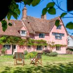 Spacious holiday cottage with private garden in Suffolk | Cressland