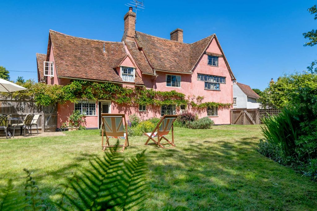 5* luxury holiday cottage in Suffolk | Cressland