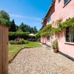 Holiday cottage with private garden in Suffolk | Cressland